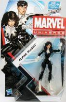 Marvel Universe - #5-027 - Aurora