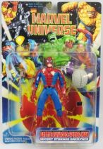 Marvel Universe - Battle Ravaged Spider-Man