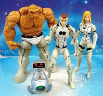 Marvel Universe - Future Foundation : Mr. Fantastic, Invisible Woman, The Thing & HERBIE (loose)
