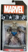 Marvel Universe - Infinite Series 1 - Beast grey variant