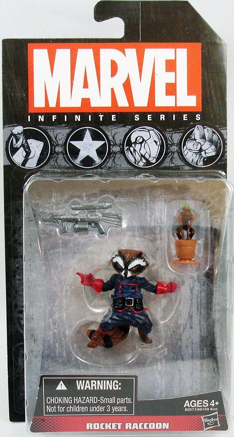 Marvel Universe - Infinite Series 1 - Rocket Raccoon