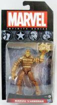 Marvel Universe - Infinite Series 1 - Sandman sand colored variant