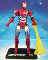 Marvel Universe - Iron Patriot (loose)