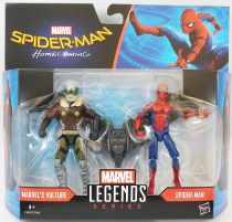 "Marvel Universe - Legends 2-pack Series 1 - Vulture & Spider-Man ""Homecoming\"""