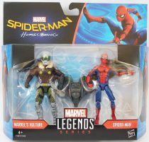 "Marvel Universe - Legends 2-pack Series 1 - Vulture & Spider-Man \""Homecoming\"""