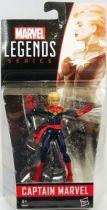 Marvel Universe - Legends Series 1 - Captain Marvel