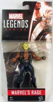 Marvel Universe - Legends Series 2 - Rage