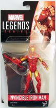 Marvel Universe - Legends Series 4 - Invincible Iron Man