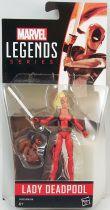 Marvel Universe - Legends Series 4 - Lady Deadpool