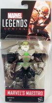 Marvel Universe - Legends Series 4 - Maestro