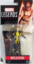 Marvel Universe - Legends Series 4 - Wolverine