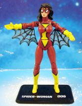Marvel Universe - Spider-Woman Jessica Drew (loose)
