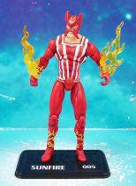 Marvel Universe - Sunfire (loose)
