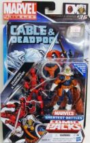 Marvel Universe Comic Pack - Cable & Deadpool #36 - Deadpool & Taskmaster
