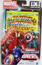Marvel Universe Comic Pack - Captain America #121 - Captain America & Falcon