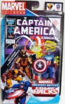 Marvel Universe Comic Pack - Captain America Annual #8 - Wolverine & Captain America