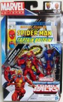 Marvel Universe Comic Pack - Marvel Team-Up #65 - Spider-Man & Captain Britain