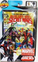 Marvel Universe Comic Pack - Secret Wars #05 - Nightcrawler & Storm