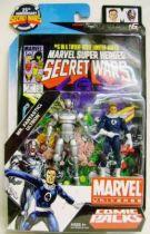 Marvel Universe Comic Pack - Secret Wars #06 - Mr. Fantastic & Ultron