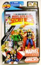 Marvel Universe Comic Pack - Secret Wars #11 - Thor & Enchantress