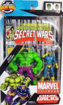 Marvel Universe Comic Pack - Secret Wars #4 - Hulk & Cyclops