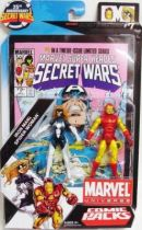 Marvel Universe Comic Pack - Secret Wars #7 - Iron Man & Spider-Woman