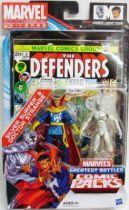 Marvel Universe Comic Pack - The Defenders #8 - Dr. Strange & Silver Surfer