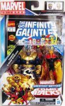 Marvel Universe Comic Pack - The Infinity Gauntlet #3 - Thanos & Adam Warlock