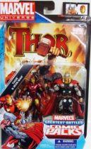 Marvel Universe Comic Pack - Thor #3 - Thor & Iron Man