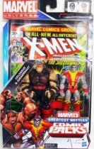 Marvel Universe Comic Pack - X-Men #102 - Colossus & Juggernaut