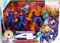 Marvel Universe Multi-Pack - Fantastic Four :  Invisible Woman, Mr. Fantastic, H.E.R.B.I.E., Thing