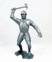 Marx Toys - Moyen-Age - Chevalier Médiéval Piéton #2 01