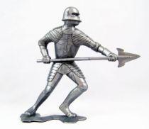 Marx Toys - Moyen-Age - Chevalier Médiéval Piéton #4 01