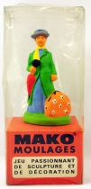 Mary Poppins - Figurine promotionelle Mako Moulage