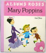 Mary Poppins - Illustrated book - Albums Roses Hachette