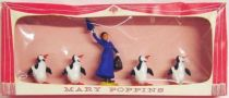 Mary Poppins - JIM figures gift set - Mary and Waiter Penguins