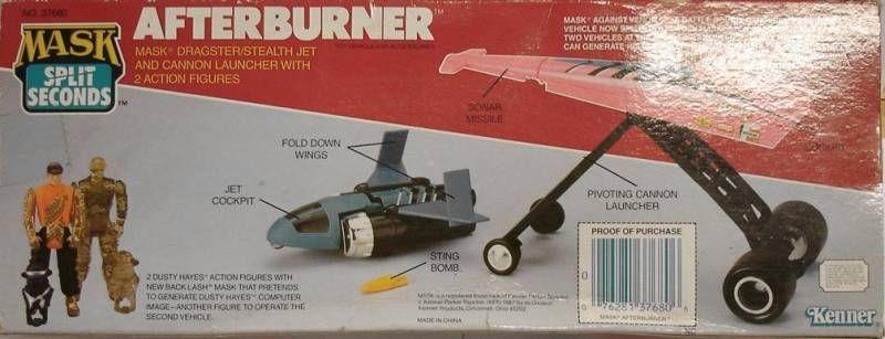 M.A.S.K. - Afterburner (U.S.A.)