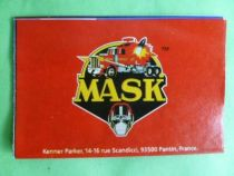 M.A.S.K. - Catalogue dépliant - Kenner France