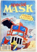 M.A.S.K. - Editions NERI - Spécial M.A.S.K. n°6