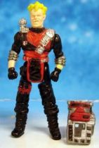 M.A.S.K. - Floyd Malloy with Buckshot mask