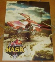 M.A.S.K. - Kenner promotional poster