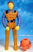 M.A.S.K. - Nash Gorey with Powerhouse mask