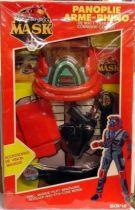 M.A.S.K. - Spectrum Matt Trakker costume set - Savie (mint in box)