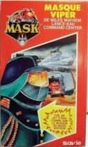 M.A.S.K. - Viper Mask - Savie (mint in box)