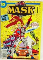 MASK Monthly issue 10 (DC Comics mini-series) - NERI