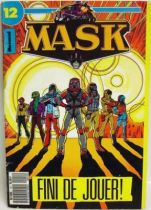 MASK Monthly issue 12 (DC Comics mini-series) - NERI