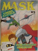 MASK Monthly issue 8 - NERI