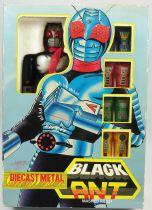 Masked Rider - Empire Diecast Figure - Black Ant