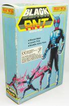 Masked Rider - Figurine Métal Empire - Black Ant