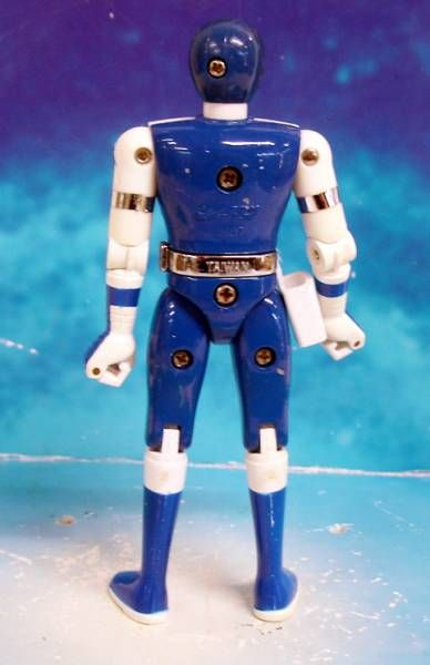 Maskman - Blue Maskman (loose)